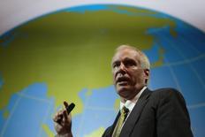 Presidente do Federal Reserve de Boston, Eric Rosengren.   09/07/2012         REUTERS/Sukree Sukplang