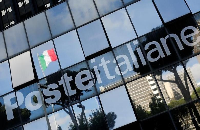 Poste Italiane headquarter is seen in Rome, Italy, May 30, 2016. REUTERS/Alessandro Bianchi/File Photo