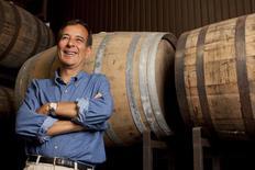 Boston's beer king Jim Koch.   REUTERS/Handout