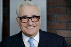 Diretor de cinema norte-americano Martin Scorsese durante evento em Nova York.   15/01/2016          REUTERS/Eduardo Munoz/Files