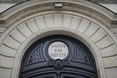 A view shows the State-controlled bank Caisse des Depots (CDC) headquarters in Paris, France, July 28, 2015. REUTERS/Stephane Mahe