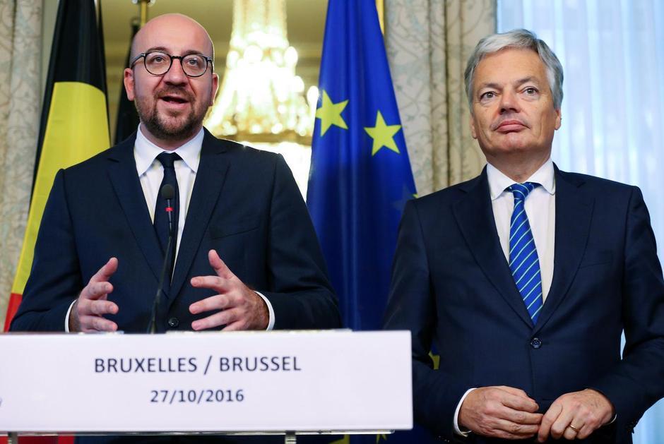 Belgium Breaks Deadlock Over Eu Canada Free Trade Pact