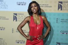 FILE PHOTO - Singer Sevyn Streeter attends Essence Magazine's 5th Annual Black Women in Music reception in West Hollywood, California January 22, 2014. REUTERS/Jonathan Alcorn