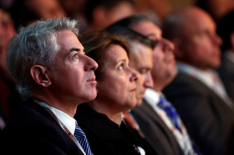 Exclusive ackmans pershing square shakes up fees amid losses reuters william ackman founder and ceo of hedge fund pershing square capital management attends the sohn investment conference in new york city us may 4 2016 malvernweather Choice Image