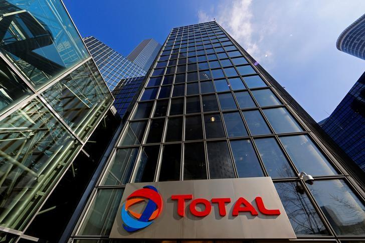 Total says happy to be first western oil firm to do Iran deal ...