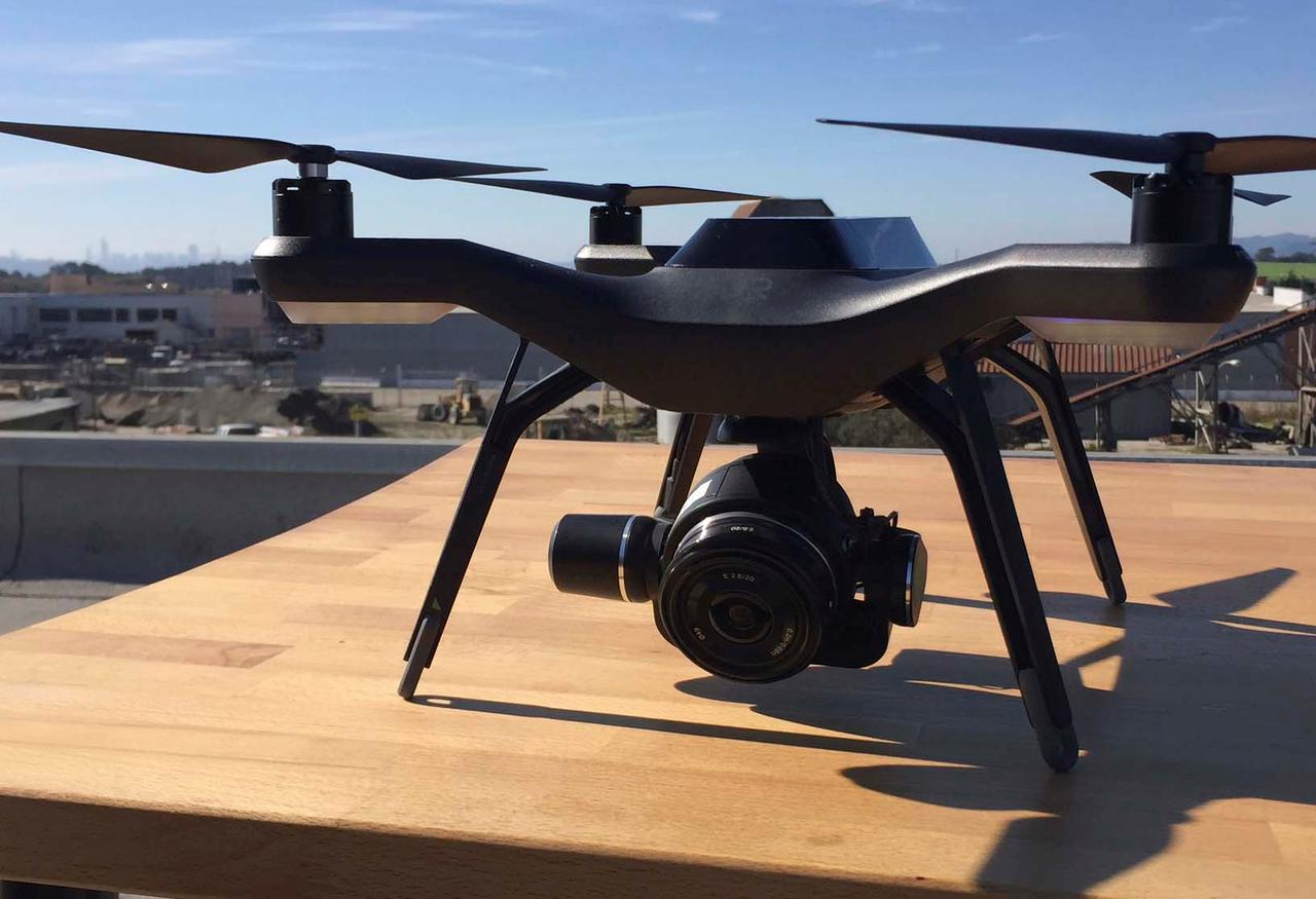 Consumer drone business stumbles, but commercial markets