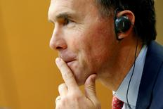 Canada's Finance Minister Bill Morneau waits to testify before the House of Commons finance committee in Ottawa, Ontario, Canada November 2, 2016. REUTERS/Chris Wattie