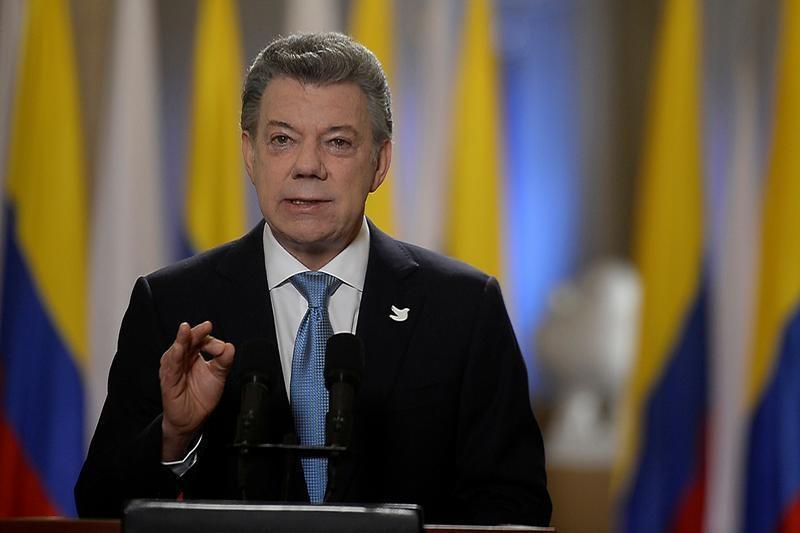 Colombian President 2016