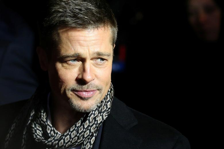 Actor Brad Pitt arrives at the premiere of the film ''Allied'' in Madrid, November 22, 2016. REUTERS/Juan Medina/File Photo