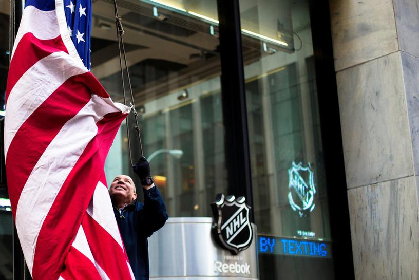 Nhl To Move Headquarters To New York S Far West Side Reuters