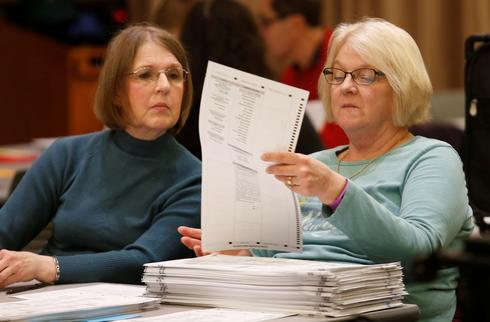 Inside the recount