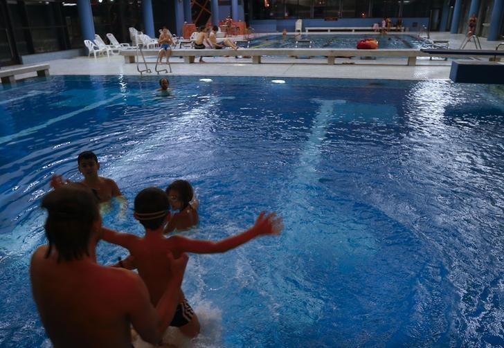Image result for swim, reuters