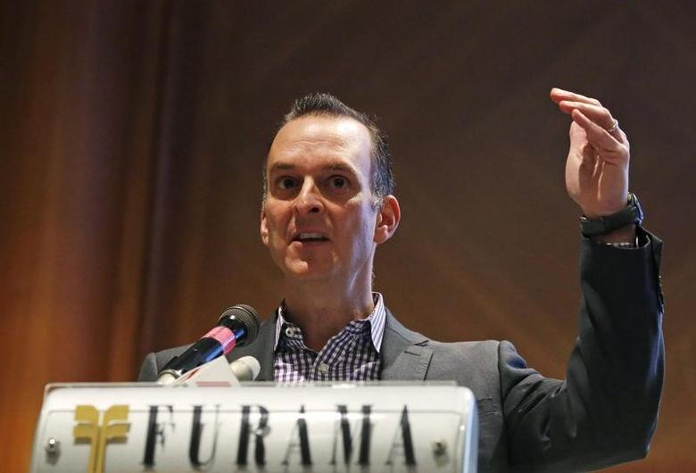 Travis Tygart, chief executive officer of the United States Anti-Doping Agency, speaks during Anti-Doping Intelligence and Investigation Seminar in Singapore February 11, 2015. REUTERS/Edgar Su