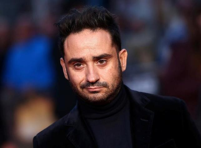 Director J.A. Bayona poses as he arrives for the gala screening of the film ''A Monster Calls'', on the second night of the 60th British Film Institute (BFI) London Film Festival at Leicester Square in London, Britain October 6, 2016. REUTERS/Neil Hall