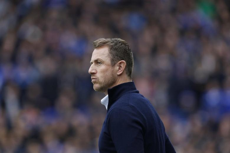 Britain Football Soccer - Birmingham City v Aston Villa - Sky Bet Championship - St Andrews - 30/10/16Birmingham City Manager Gary RowettMandatory Credit: Action Images / Craig BroughLivepicEDITORIAL USE ONLY.
