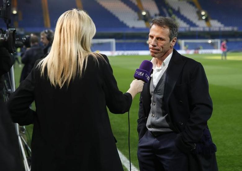 Football Soccer Britain - Chelsea v Tottenham Hotspur - Premier League - Stamford Bridge - 16/17 - 26/11/16 Former Chelsea player Gianfranco Zola speaks to the media before the match    Action Images via Reuters / Matthew Childs