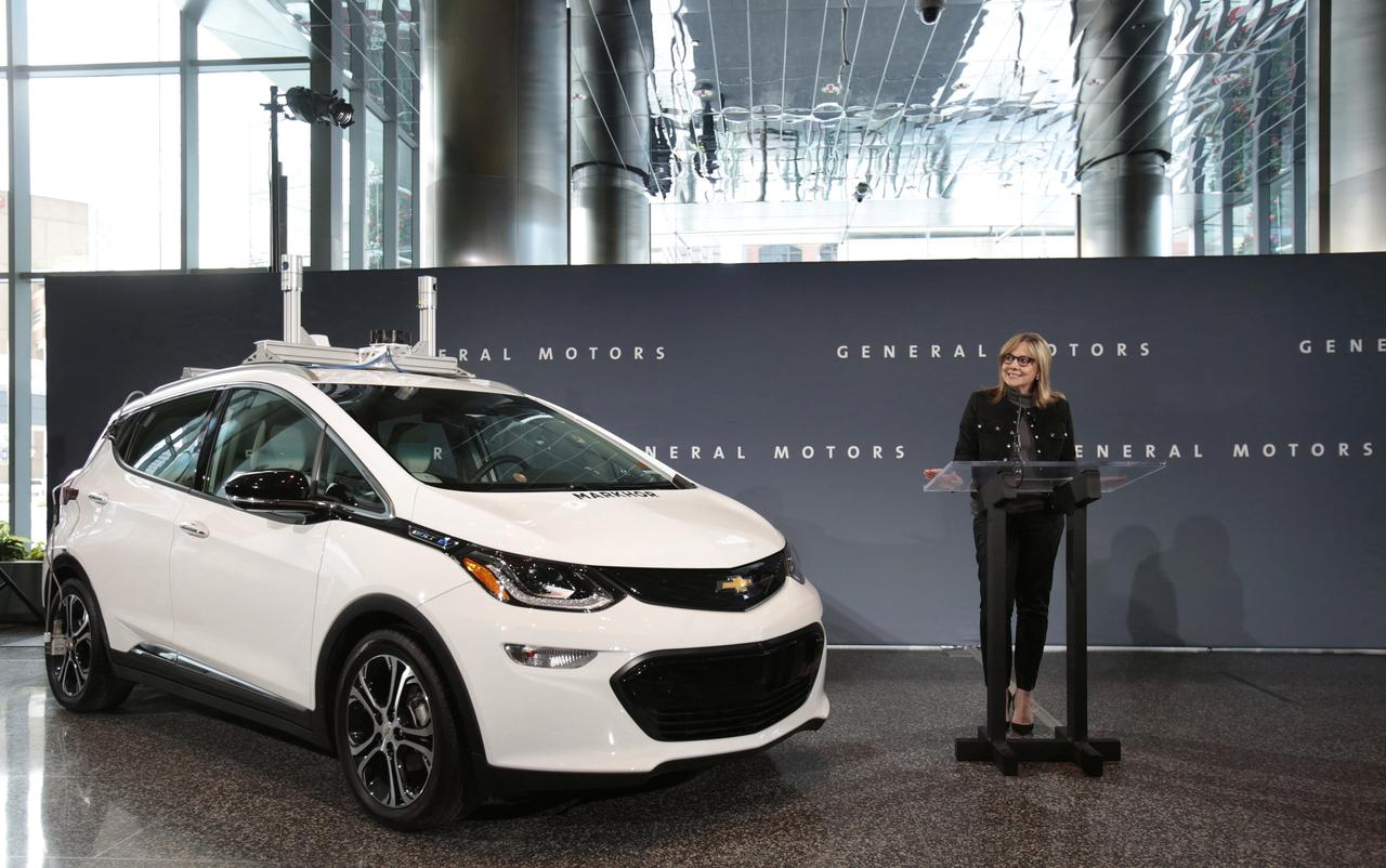 GM expands testing, production of self-driving cars in Michigan ...