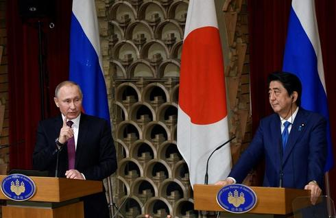 日ロ平和条約締結、経済的利益に優先=プーチン大統領