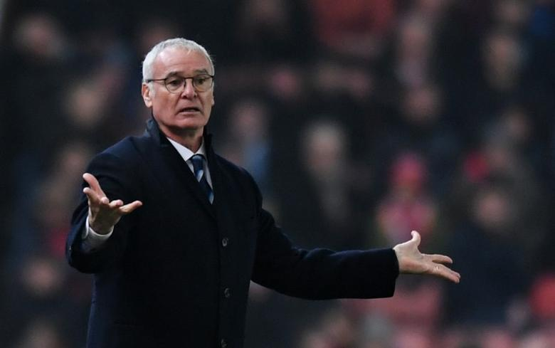 Leicester City manager Claudio Ranieri  Reuters / Anthony Devlin Livepic