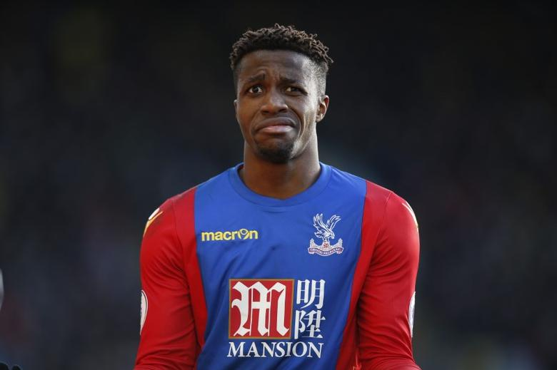 Crystal Palace's Wilfried Zaha  Action Images via Reuters / Paul Childs