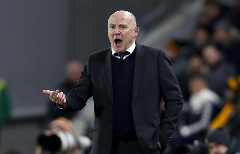Britain Soccer Football - Hull City v Manchester City - Premier League - The Kingston Communications Stadium - 26/12/16 Hull City manager Mike Phelan  Action Images via Reuters / Ed Sykes Livepic