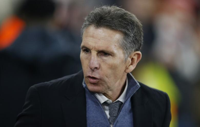 Southampton manager Claude Puel  Action Images via Reuters / Matthew Childs