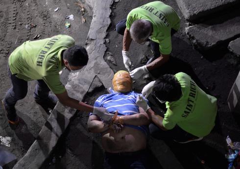 Duterte wages brutal war on drugs
