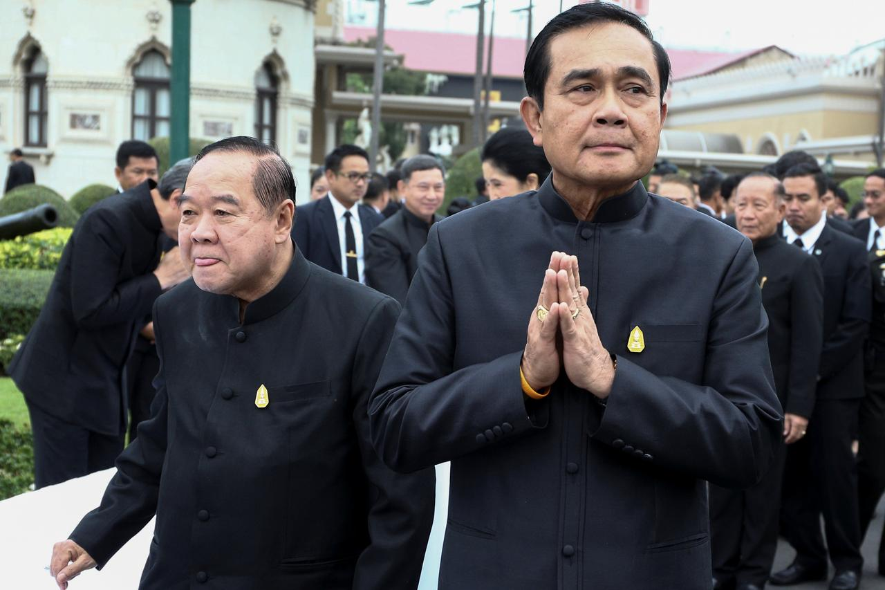 Thai Leaders Say General Election On Track For This Year Reuters