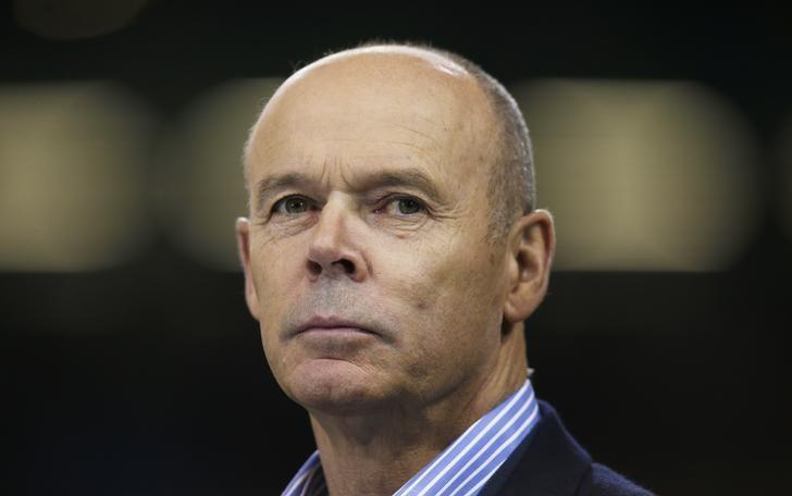 Former england head coach Sir Clive Woodward Action Images via Reuters / Peter Cziborra