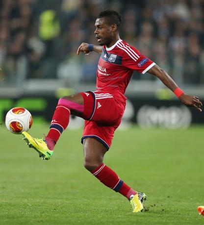 Henri Bedimo N'same - Olympique Lyonnais  Mandatory Credit: Action Images / Matthew Childs
