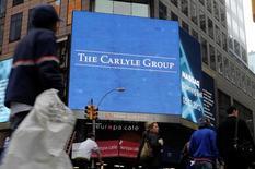 La société de capital-investissement Carlyle envisage de vendre Nature's Bounty, spécialiste américain des compléments alimentaires, une transaction qui pourrait atteindre 6 milliards de dollars (5,7 milliards d'euros). /Photo d'archives/REUTERS/Keith Bedford