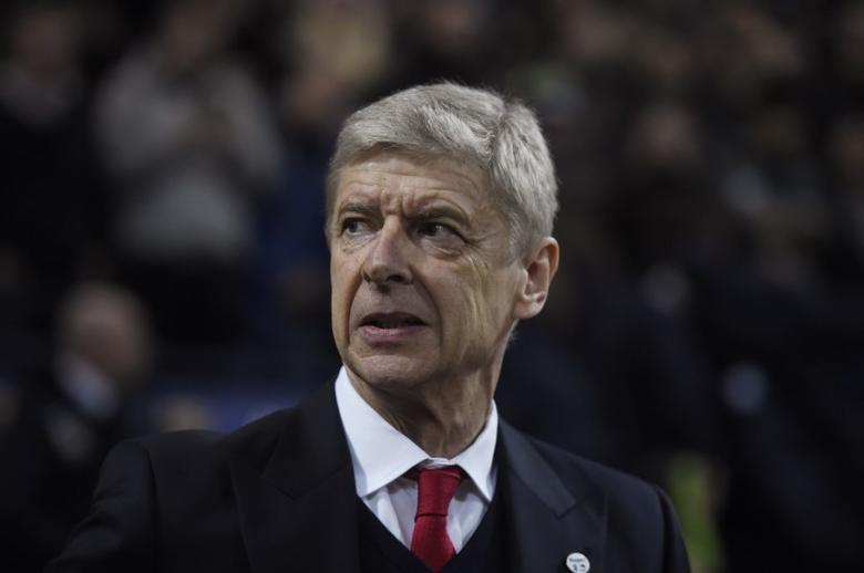 Arsenal manager Arsene Wenger before the match  Action Images via Reuters / Alan Walter