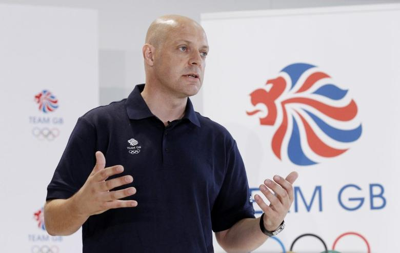 General Sport - British Olympic Association Media Briefing - Westfield Stratford City  - 12/7/11 Team GB Team Leader for Cycling Dave Brailsford as the BOA announces Team GB House at Westfield Stratford City to support athletes during London 2012 Olympic Games Mandatory Credit: Action Images / Paul Harding