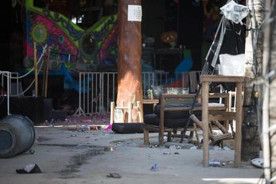 メキシコで銃乱射、外国人含む5人死亡 音楽フェスティバル開催中