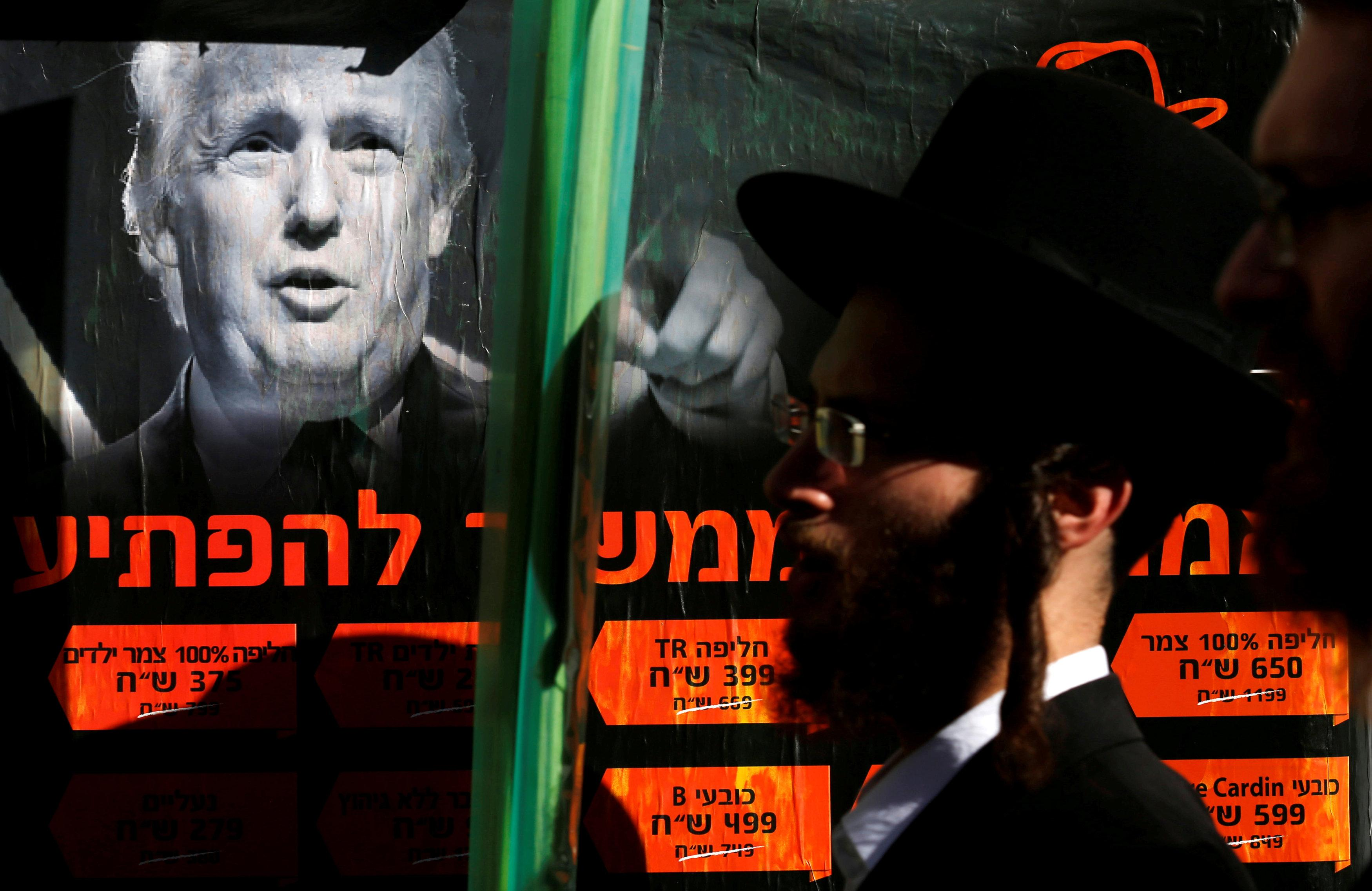 Israel's right wing has grand plans for Trump era - Reuters