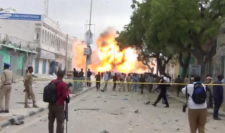 Somalia hotel attack | Reuters com