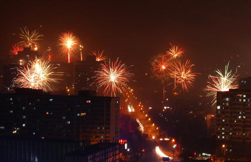 chinese new year fireworks spark a return to hazardous beijing pollution - Chinese New Year Fireworks