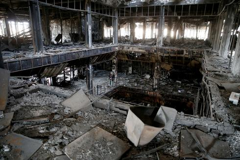 What's left of Mosul's University