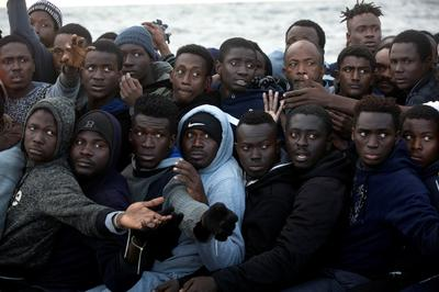 Migrant rescue on the high seas