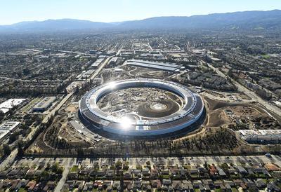 Silicon Valley aerials
