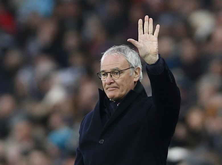 Football Soccer Britain - Swansea City v Leicester City - Premier League - Liberty Stadium - 12/2/17 Leicester City manager Claudio Ranieri Action Images via Reuters / Paul Childs Livepic
