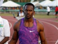 El corredor jamaicano Nesta Carter, cuyo resultado positivo en una prueba de dopaje le costó a Usain Bolt que le retirasen una medalla de oro de relevos en los Juegos Olímpicos de Pekín 2008, ha apelado al Tribunal de Arbitraje Deportivo (TAS por sus siglas en francés) para pedir que el equipo jaimaicano sea restituido como ganador de la carrera de relevos 4x100 metros. En la imagen, el corredor Nesta Carter en Montego Bay, Jamaica, el 11 de febrero de 2017. REUTERS/Gilbert Bellamy