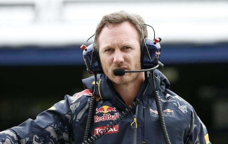 Britain Formula One - F1 - British Grand Prix 2016 - Silverstone, England - 8/7/16Red Bull Team Principal Christian Horner during practiceAction Images via Reuters / Andrew BoyersLivepic