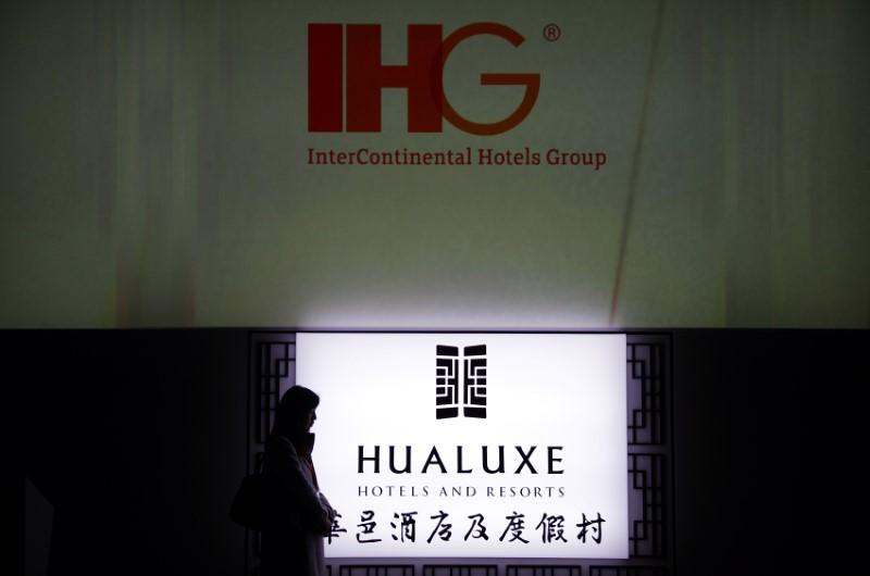 Profit rise, special dividend lift IHG to record high - Reuters