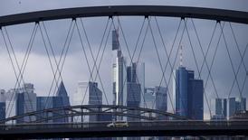 Le climat des affaires en Allemagne a enregistré en février une amélioration inattendue. /Photo d'archives/REUTERS/Ralph Orlowski