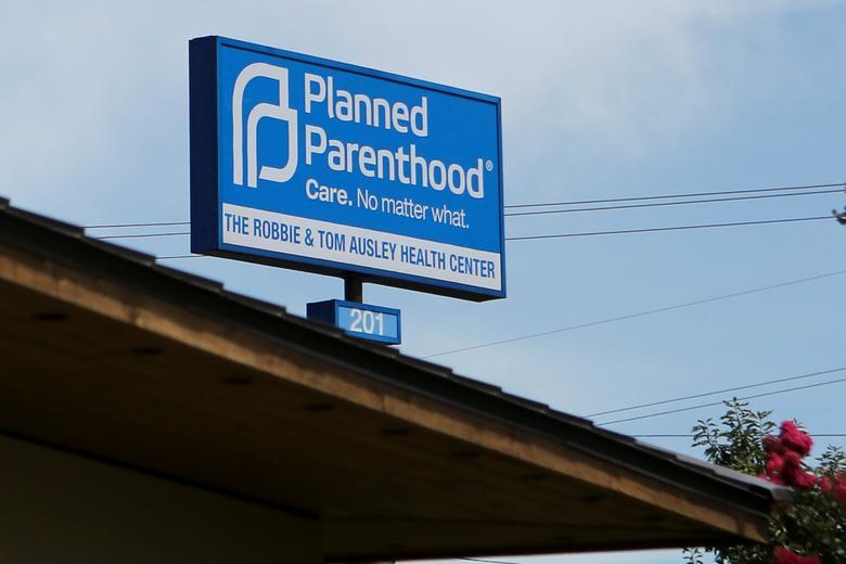 FILE PHOTO - Planned Parenthood South Austin Health Center is seen in Austin, Texas, U.S. on June 27, 2016.   REUTERS/Ilana Panich-Linsman/File Photo