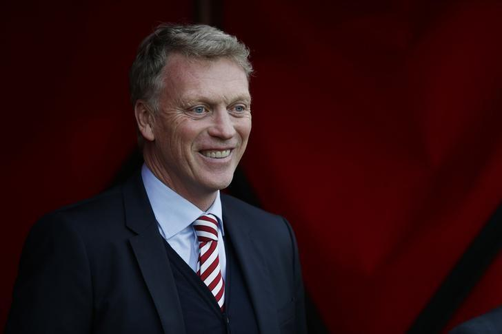 Britain Soccer Football - Sunderland v Manchester City - Premier League - Stadium of Light - 5/3/17 Sunderland manager David Moyes before the match  Reuters / Andrew Yates Livepic
