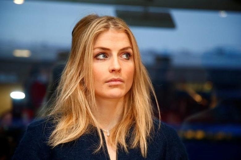 Norwegian cross country skier Therese Johaug before the start of a hearing in her doping case in Oslo, Norway, January 25 2017. NTB Scanpix/Heiko Junge/via REUTERS/File Photo
