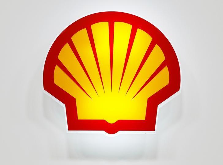 Logo of Shell is seen at the 20th Middle East Oil & Gas Show and Conference (MOES 2017) in Manama, Bahrain, March 7, 2017. REUTERS/Hamad I Mohammed