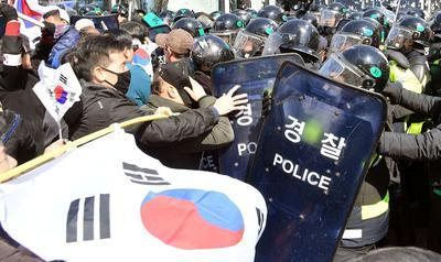 South Korean president impeached